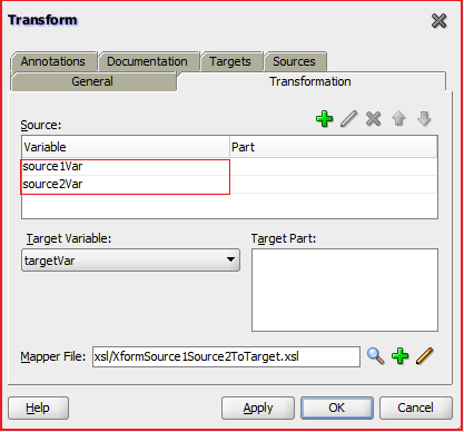 Xsl variable assign value