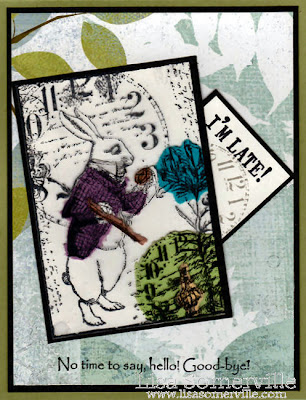 Stamps - Artistic Outpost Wonderland Collage