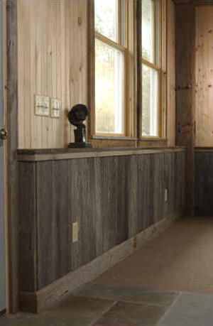 Lifes Too Short To Live In Houston Barn Wood Wainscoting