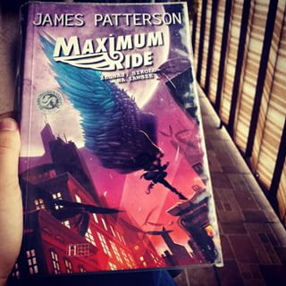 Maximum Ride: Żegnaj szkoło- na zawsze ( James Patterson)
