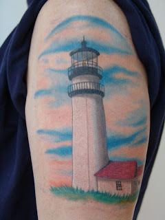 Why Some Lighthouse Tattoos Are Popular