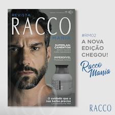 REVISTA RACCO MANIA EDIÇÃO #02 DE 2017