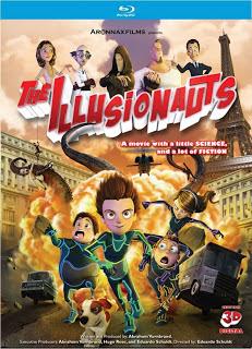 [One2up] The Illusionauts สี่เกรียนซ่าผ่ามิติพิทักษ์โลก [Mini-HD 720p]