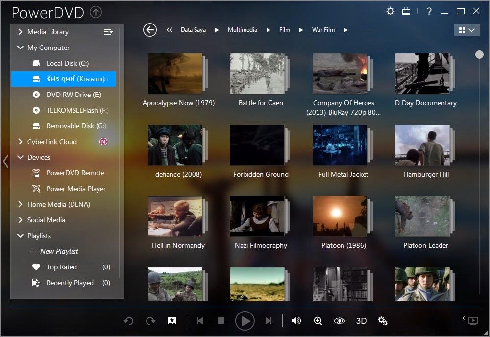 Power DVD Update Ultra with Keygen