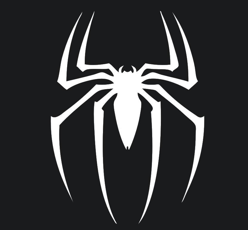 Spiderman Web Template