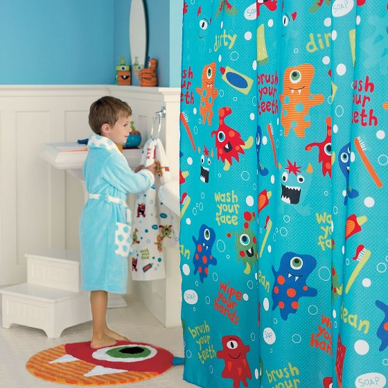 Decoracion Baño Infantil:Baños infantiles decoración moderna