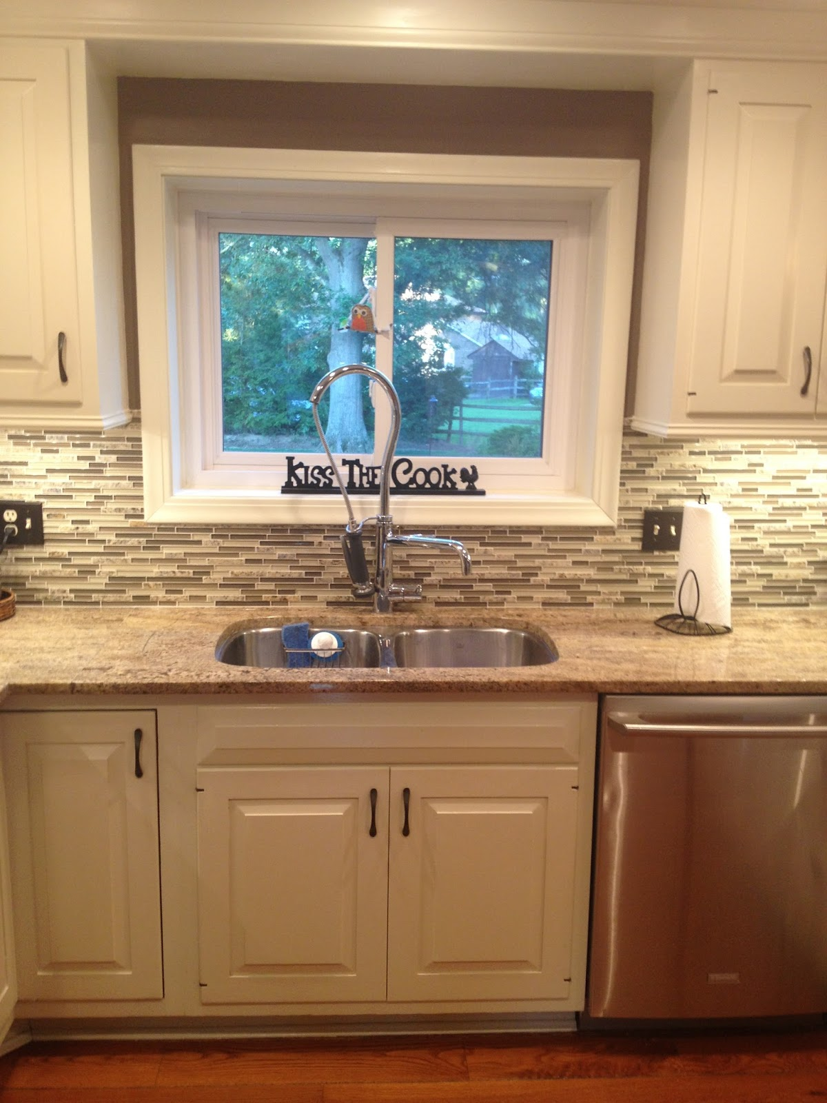 Four Seasons Style The New Kitchen Remodel On A Budget
