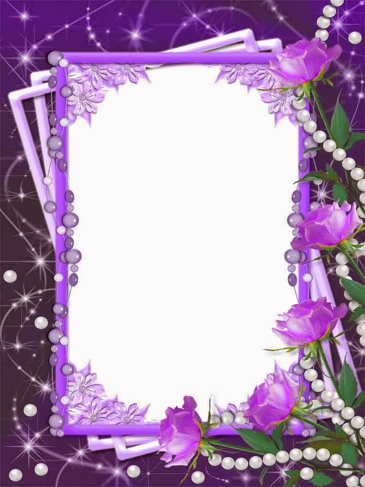 HWFD - flower frame   wedding frame wallpaper background (750 x 1000 ...