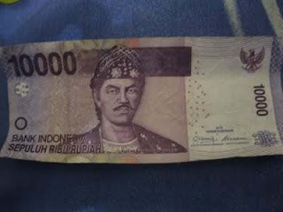 Keganjilan Yang Ada Di Dalam Uang 10.000 Rupiah