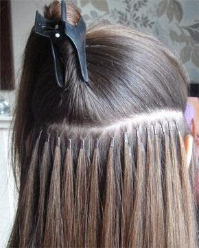 Foto Model  Rambut Extension