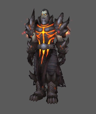 Deathwing Human Form Cosplay