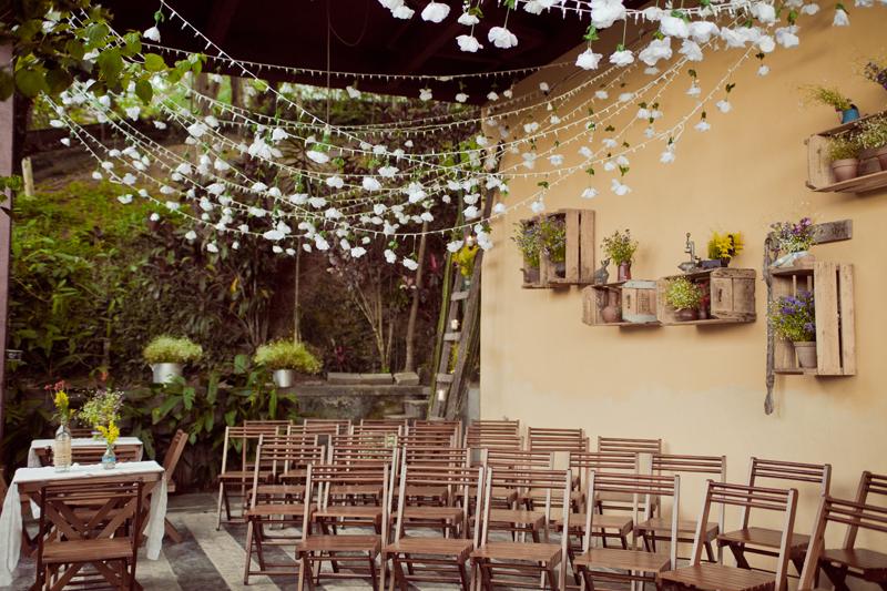 Encanto Simples  {Decoração de Casamentos Vintage, Craft, Rústico