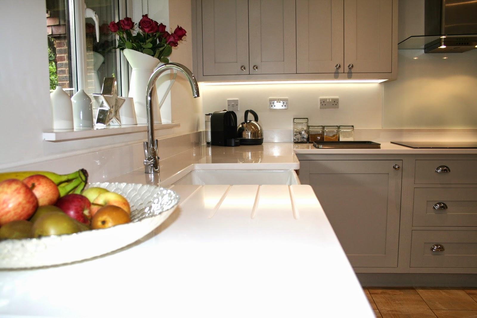 Maple Gray French Grey Kitchen