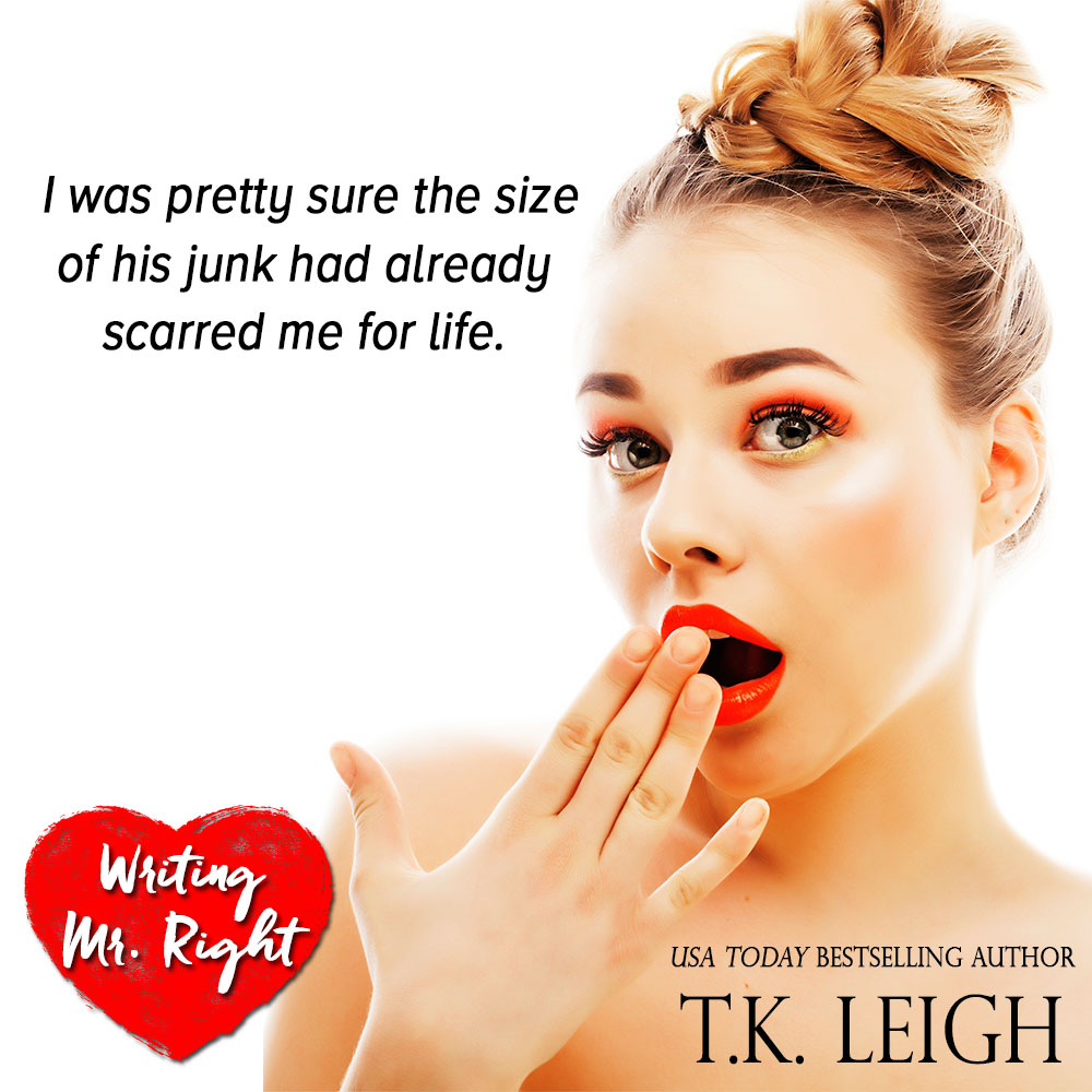Release Blitz Writing Mr. Wrong
