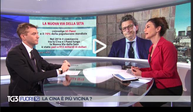 RAI3 TRASMISSIONE CON D'AGOSTINO E CUSCITO DI LIMES - 26/5/17