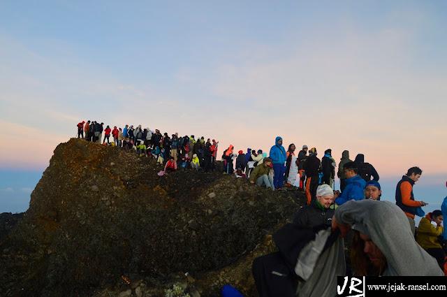 """""""Rinjani Peak Summit"""""""