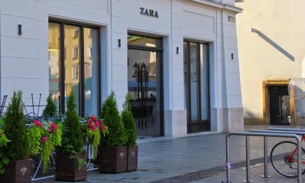 Kraków Zara