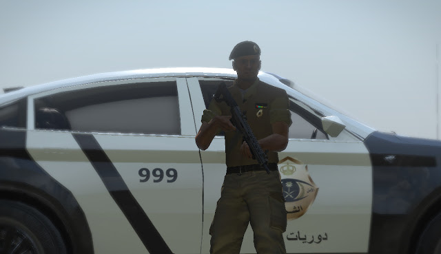 مود الجيش السعودي ارما 3
