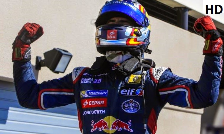 MOTOR--Sainz JR gana las Word Series By Renault