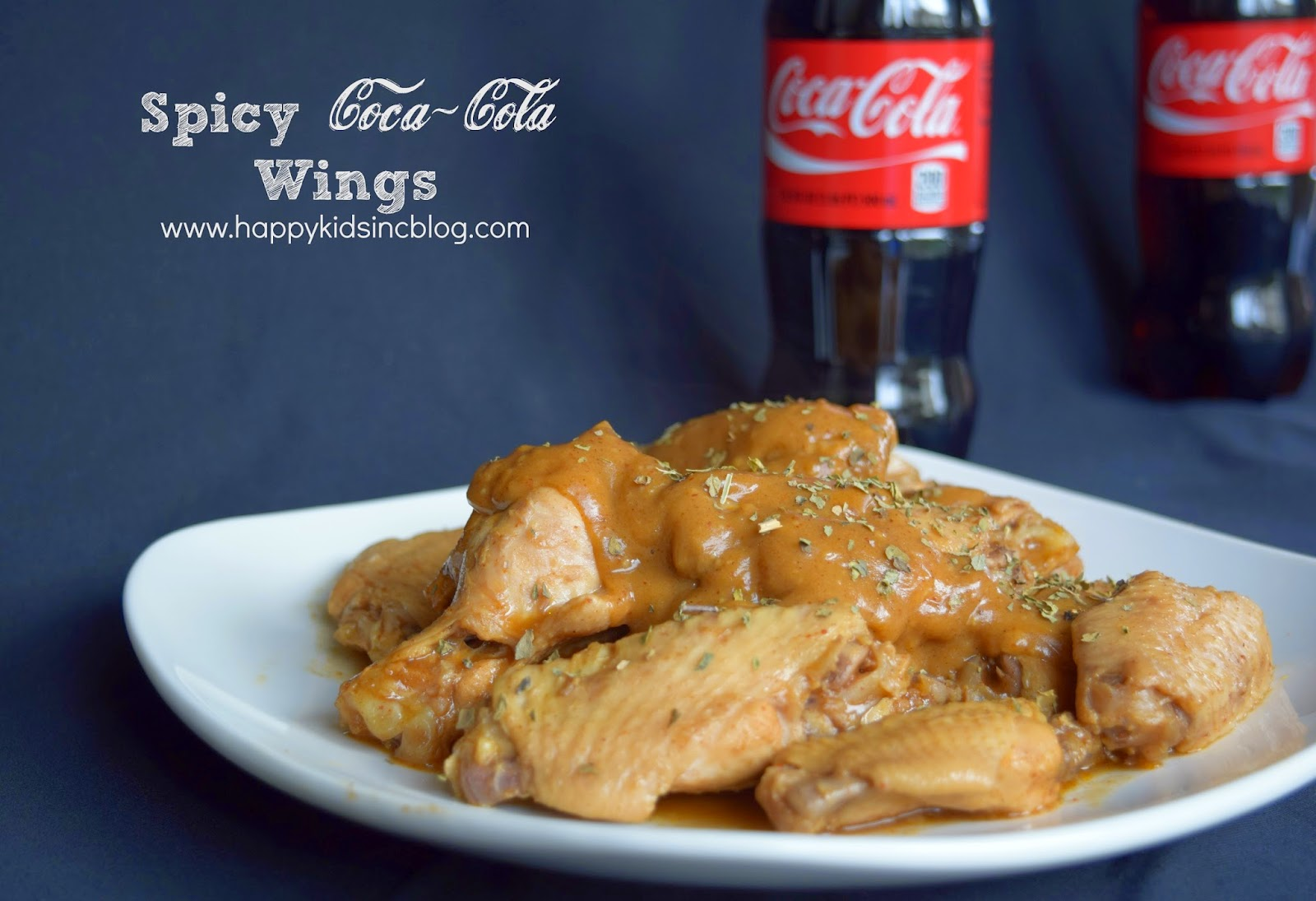 Big Game Coke Coca Cola Spicy Wings Appetizer Super Bowl