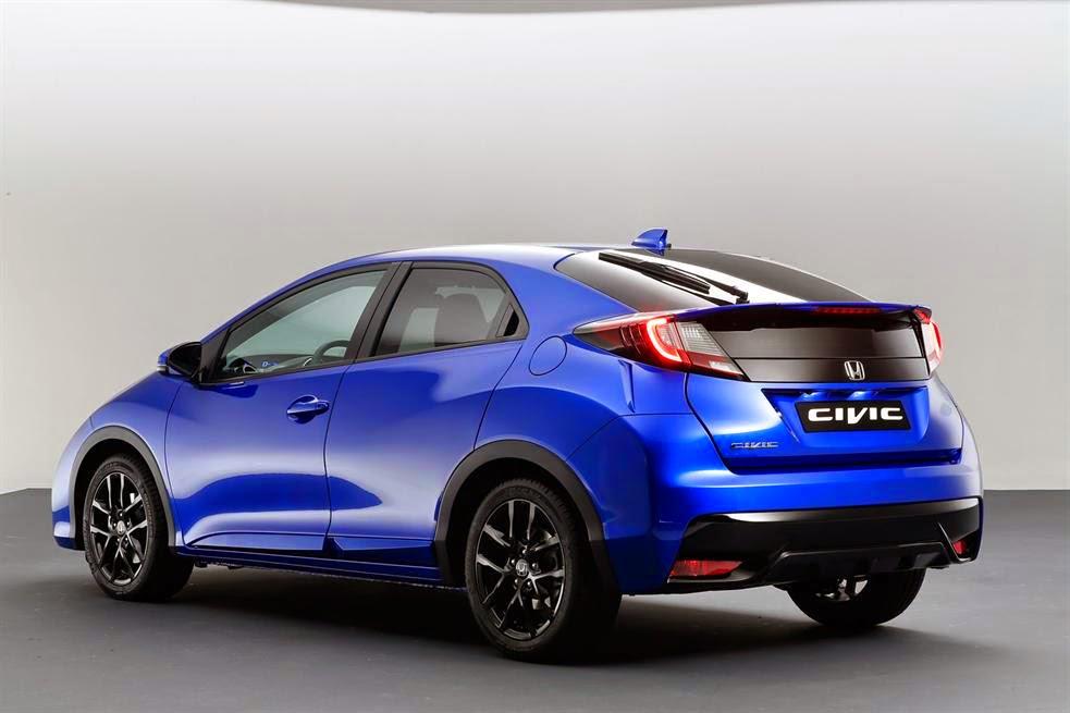 2015 Hoinda Civic 2 -  - So sánh Toyota Camry 2015 và Honda Civic - Sự so sánh khập khiễng