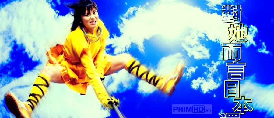 Phim Cô Gái Thiếu Lâm VietSub HD | Shaolin Girl 2008