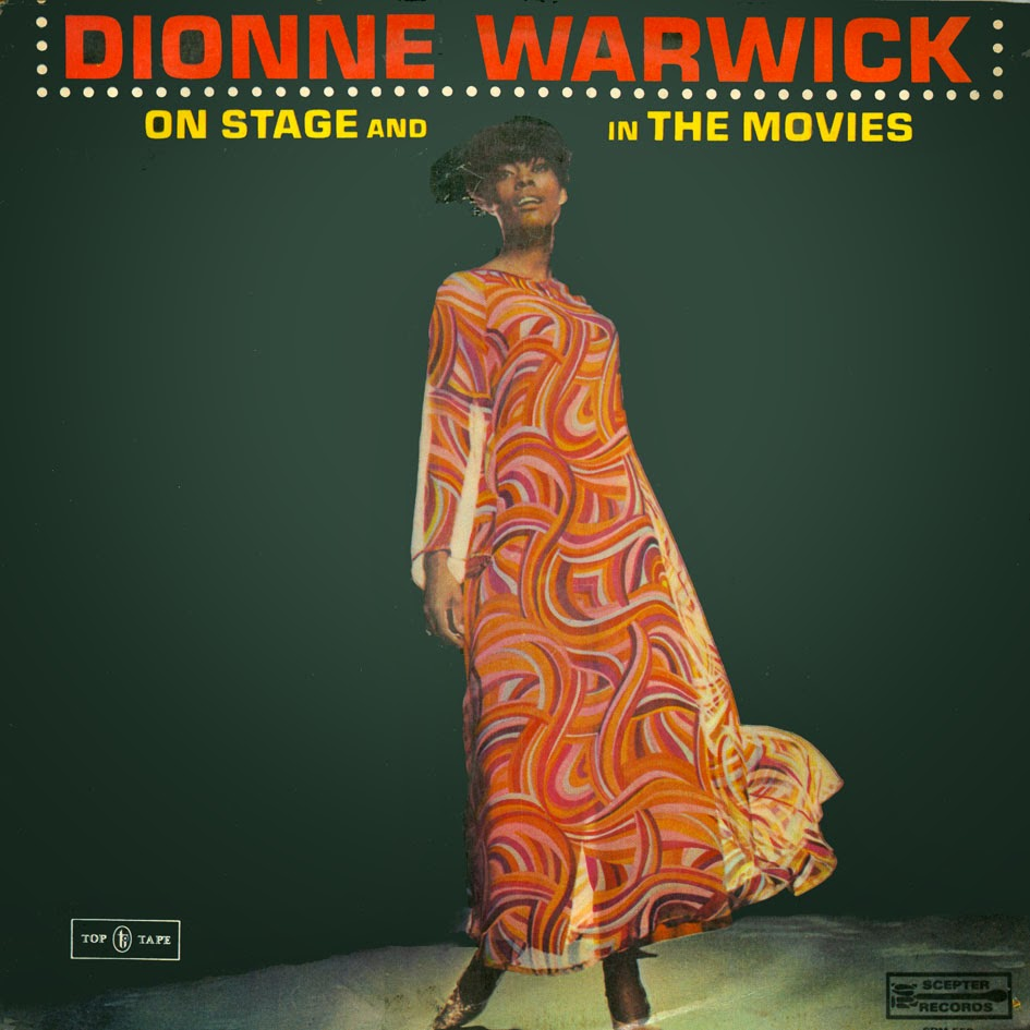 Dionne Warwick On Stage And In The Movies Records, LPs
