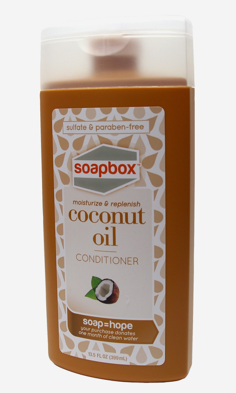 SoapBox Coconut Oil Conditioner