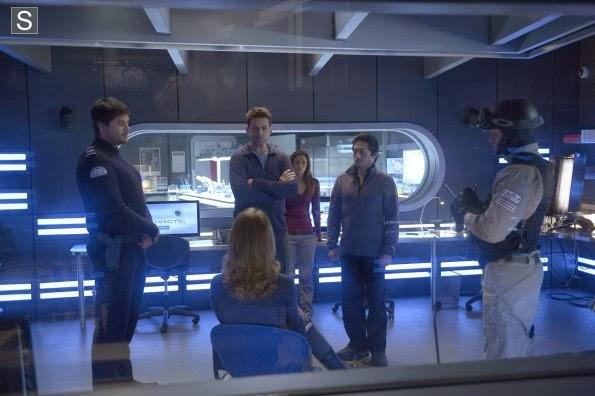 Helix - Episode 1.07 - 'Survivor Zero' Review