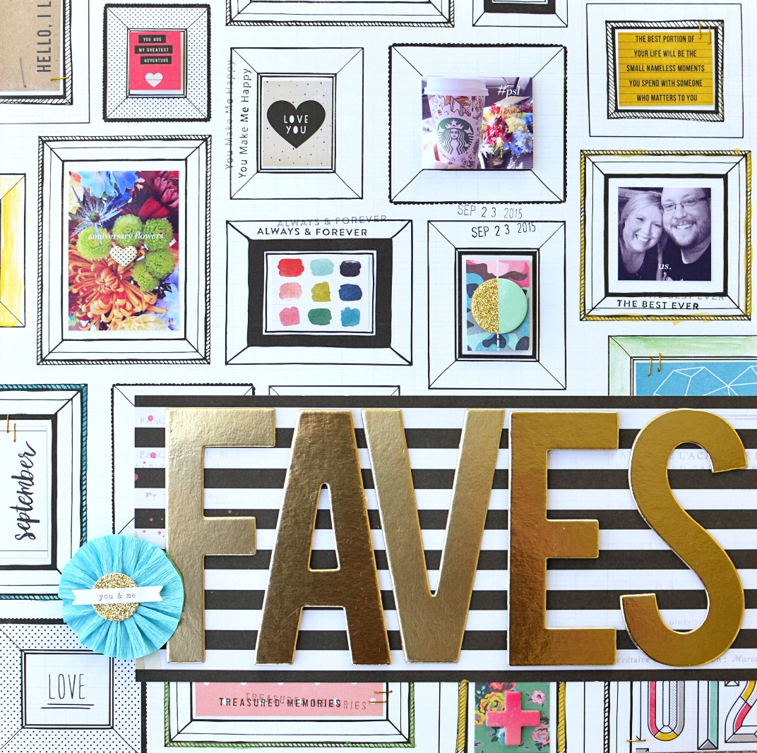 Favorite Things Showcase Your Faves Crate Paper