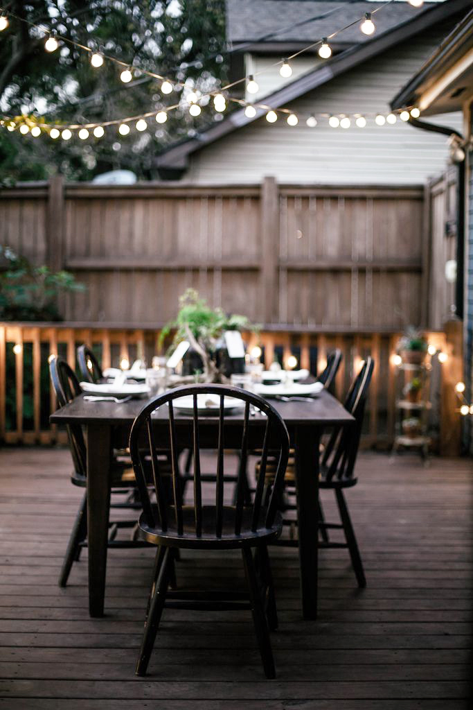 Vivre shabby chic luci da esterno american garden style - Luci decorative ...