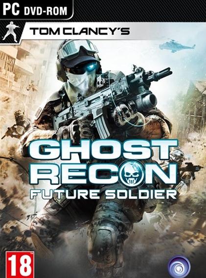 ghost reco تحميل لعبة