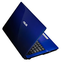 Review Notebook ASUS A43S