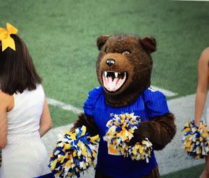 Our Bear.....aka  Tori Lynn