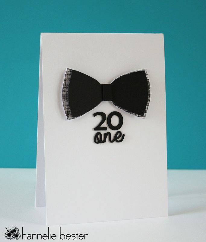 21st birthday card for a guy