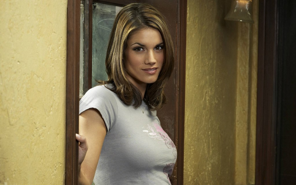 from Graham melissa peregrym gay