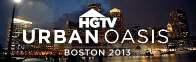 HGTV Urban Oasis Boston
