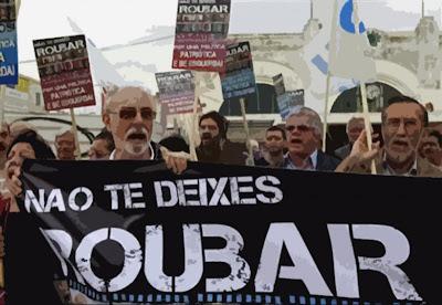 """Portugal: ENTÃO AGORA JÁ NÃO GOSTAM DA """"TROIKA""""?"""