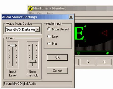 Mini tuner software