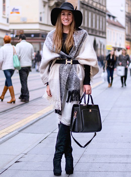 street style, women's fall stylish fashion