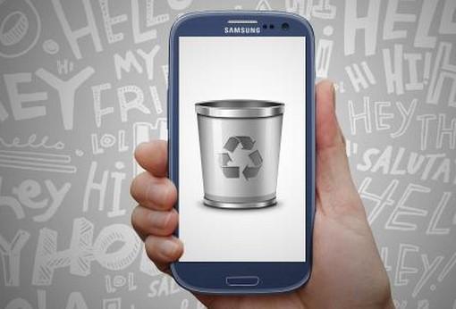 Cara Mudah dan Gampang Membuat Recycle Bin di Ponsel Android
