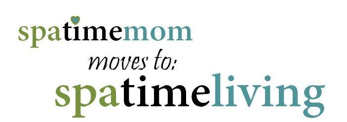SPA Time Mom (strategic self-care. purpose-based projects. accountability)