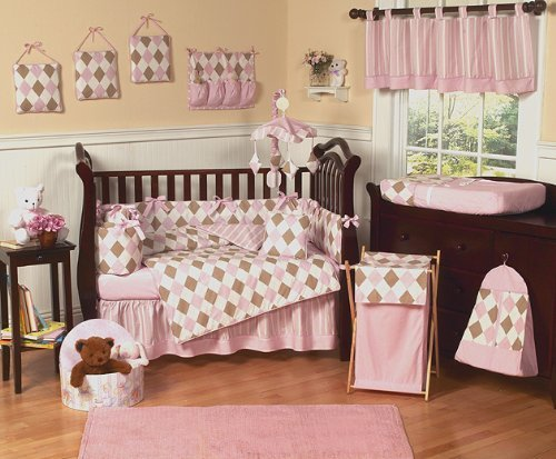 My drapery tips baby room decoration ideas for Baby girl crib decoration ideas