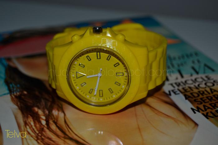 reloj_telva_revista_amarillo_regalo_nudelolablog_09