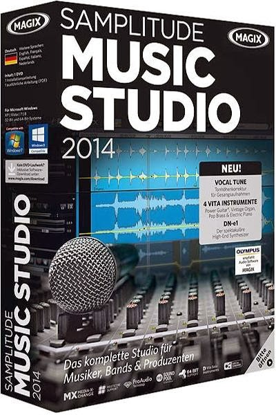 60d33a7cc38f Magix Samplitude Music Studio v20.0.2.16 + Torrent