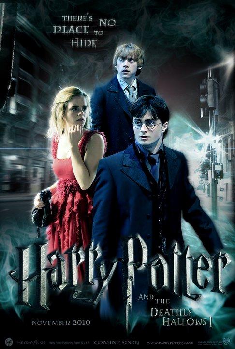 hogwarts alumni the golden trio