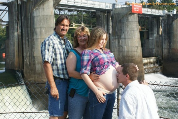 Dumb Pregnancy Photos