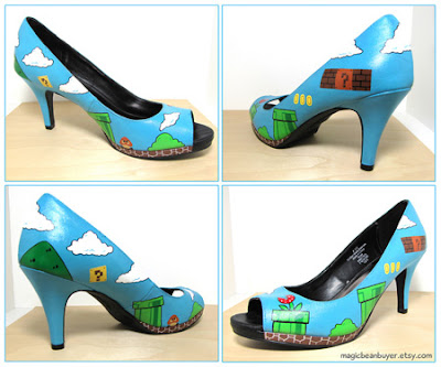 Creative and Unusual Shoes