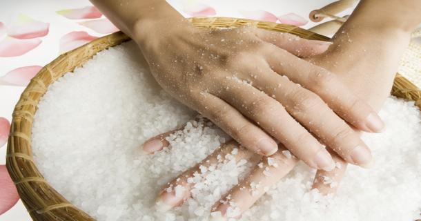 Леченье солью в домашних условиях 969