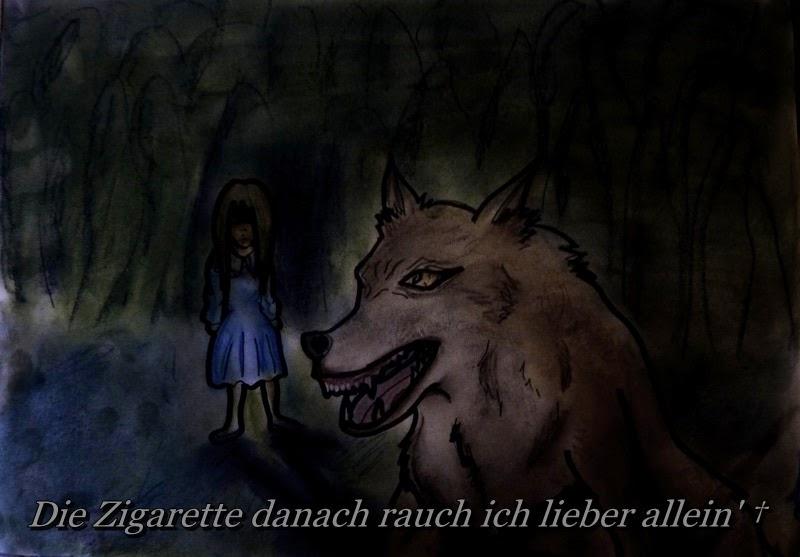 Die Zigarette danach rauche ich lieber allein'.†